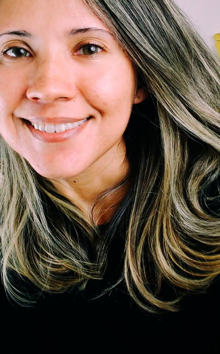 cabelos lisos ou cacheados